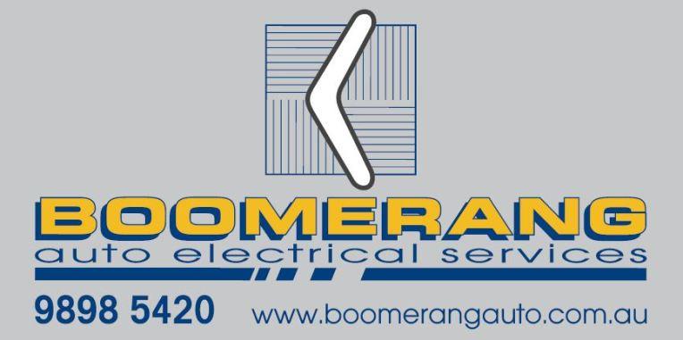 Boomerang Auto Electrics