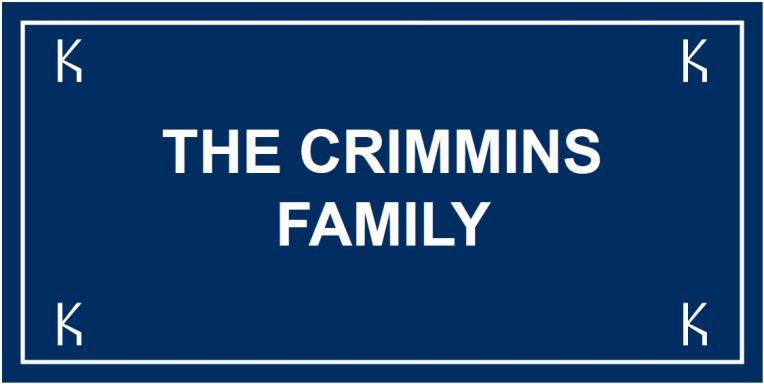 Crimmins Family