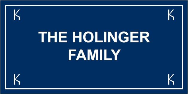 Holinger Family