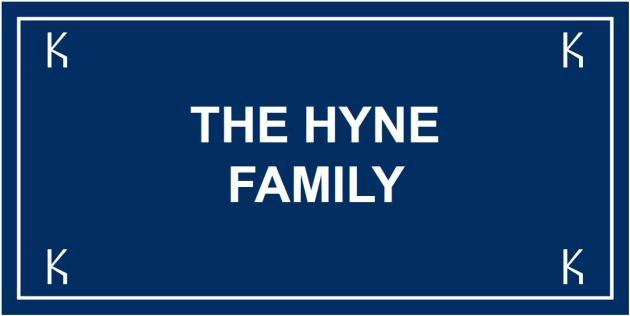 Hyne Family
