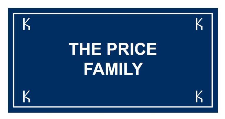 The Price Family