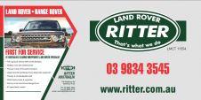Ritter Land Rover