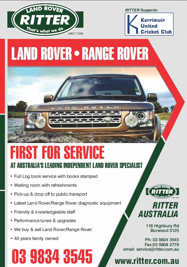 Land Rover - Ritter