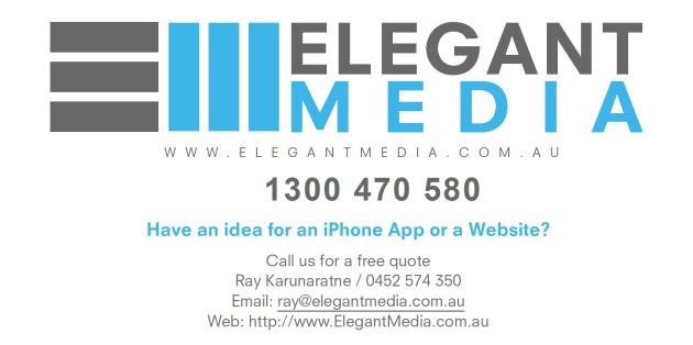 Elegant Media logo