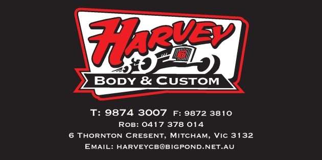 Harvey Body Logo
