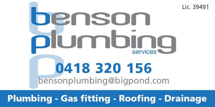 Bensonplumbing