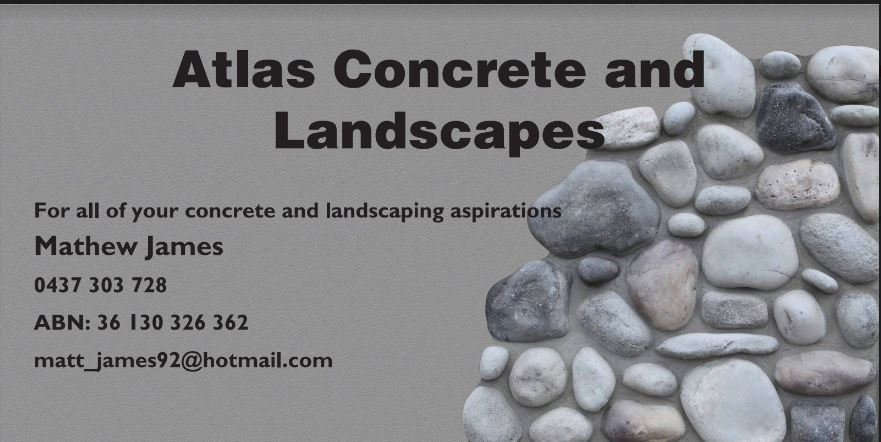 Atlas Concrete and Landscapees