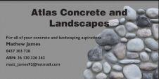 Atlas Concrete and Landscapees